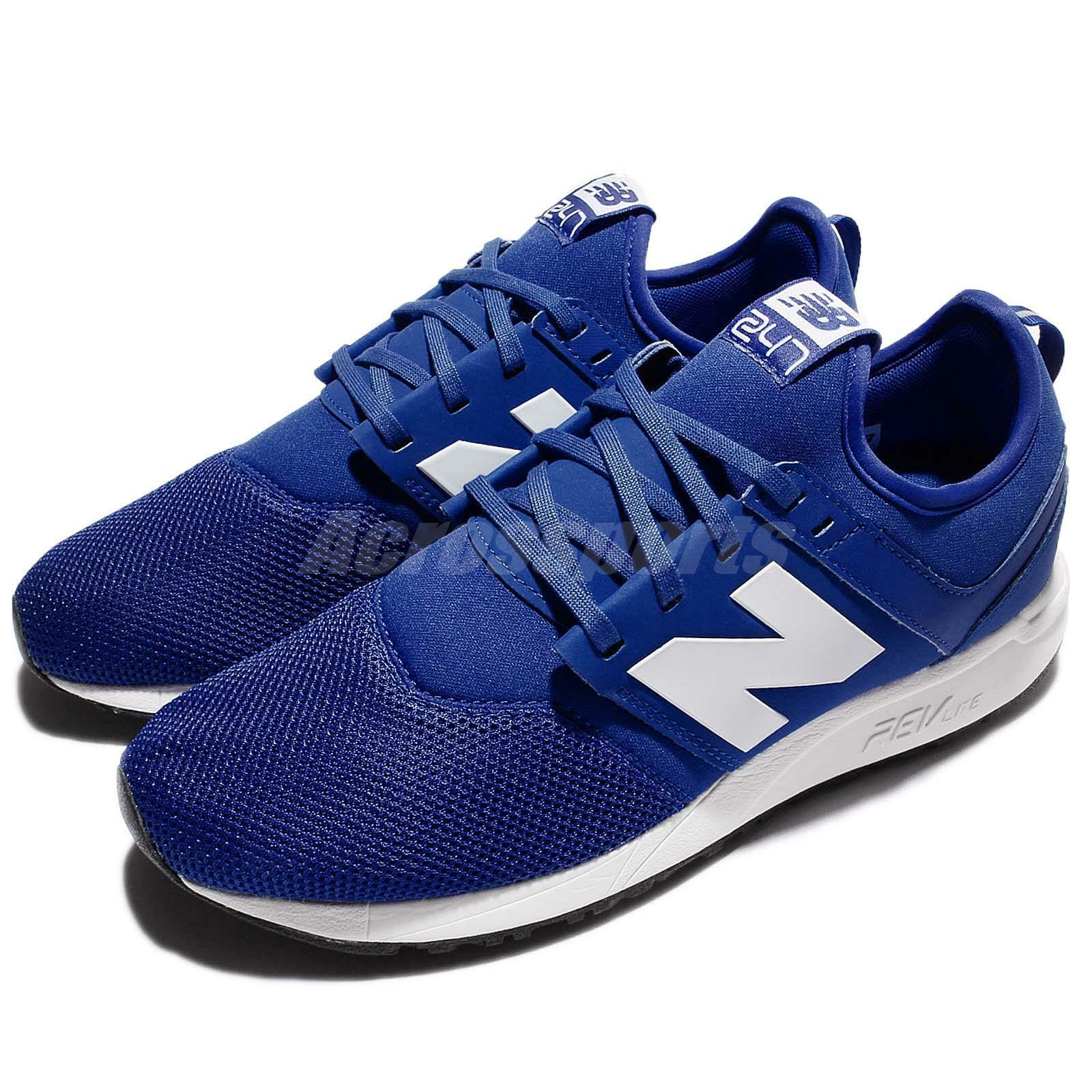 New Balance MRL247BW D bleu Hommes Running Chaussures Sneakers Trainers MRL247BWD