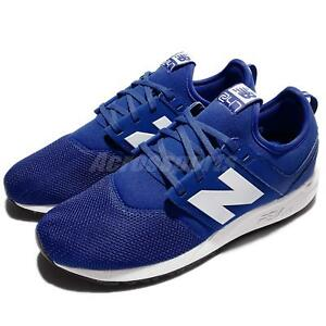 7ee7d287f892 New Balance MRL247BW D Blue Men Running Shoes Sneakers Trainers ...
