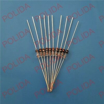 50PCS GERMANIUM DIODE ST DO-7 1N34 1N34A