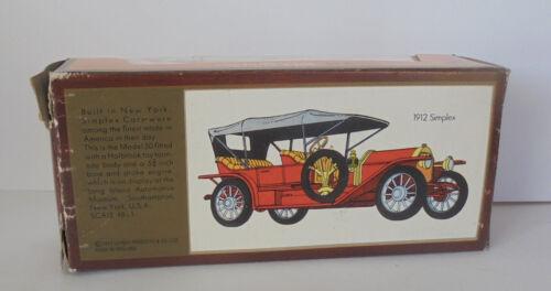 Repro Box Matchbox MOY Nr.09 H 1912 Simplex