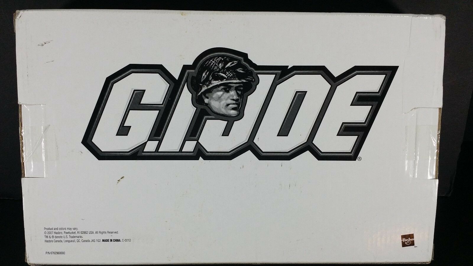 GI Joe 2007 DOC ( 25th Anniversary ) New Unopened Medic Figure Mail - Away