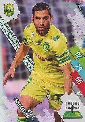 FCN-UP2 KIAN HANSEN #  DENMARK FC.NANTES CARD ADRENALYN FOOT 2015 PANINI