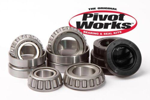 ATV Wheel Bearing /&Seal Kit Both Front Wheels Yamaha 08-11 700 Rhino 416861