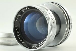 ausgezeichnete-Canon-Serenar-50mm-f1-9-L-Leica-Screw-LTM-l39-Mount-Japan