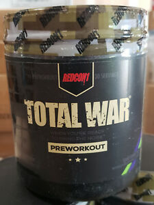 Redcon1-TOTAL-WAR-Pre-Workout-30-Servings-Choose-Flavor-New