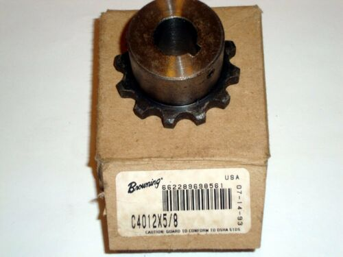 Browning 5//8 Chain Coupler C4012X5//8
