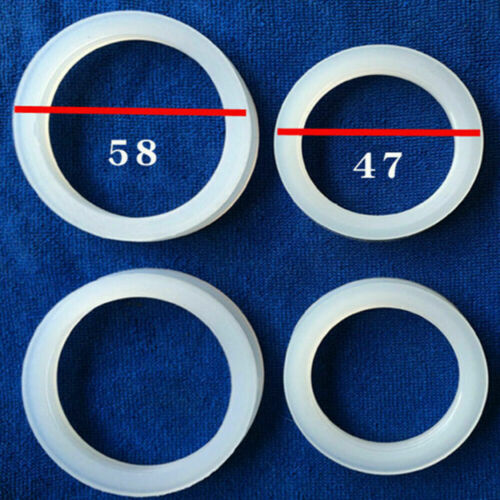 25-70mm silicone silica gel sealing o ring for solar water heater vacuum tube