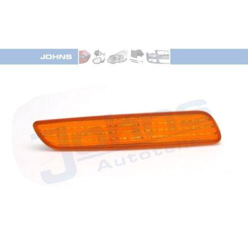 JOHNS 90062282 Reflektor Strahler Begrenzungsleuchte rechts gelb  VOLVO S40//V40