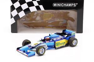 M-Schumacher-Benetton-B195-1-Pazifik-GP-F1-Weltmeister-1995-1-18-Minichamps