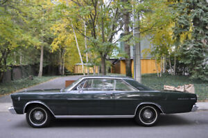 1966 Ford Galaxie 500 Coupe (26K Miles)
