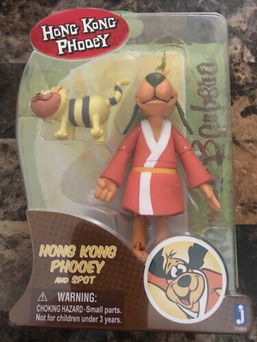Hanna Barbera Hong Kong Phooey And Spot