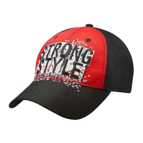 WWE NAKAMURA SHINSUKE SNAPBACK CAP WRESTLING HAT NXT STRONG STYLE BASEBALL WWF