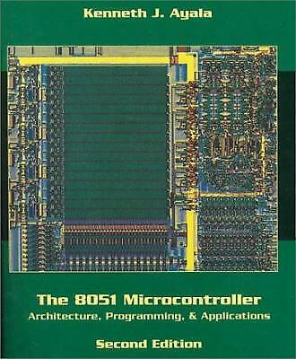 8051 Microcontroller : Architecture, Programming and Applications-ExLibrary
