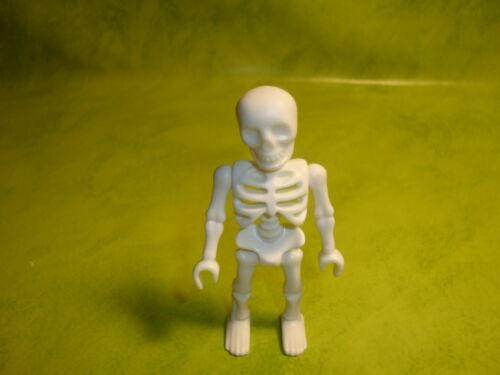 personnage squelette Playmobil skeleton Playmobil