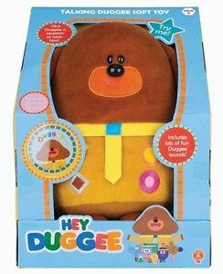 Hey-Duggee-Talking-Soft-Plush-DUGGEE-Brand-New