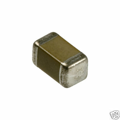 LOT OF 100 10uF 10V X5R 0805 SMD CERAMIC CAPACITOR Venkel c0805x5r100-106kne