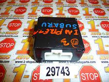 2003 03 SUBARU IMPREZA DAYTIME RUNNING LIGHT MODULE 84067FE000 OEM