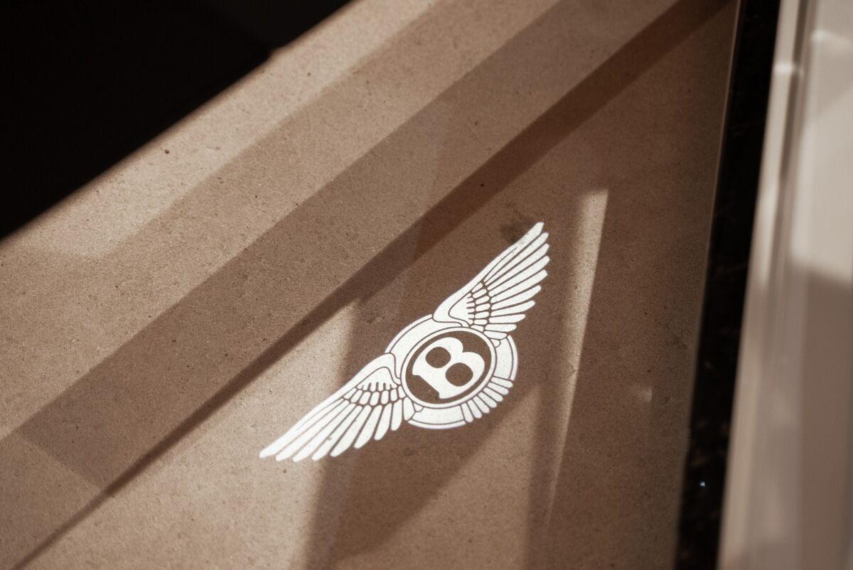 Bentley Continental GT W12 aut.