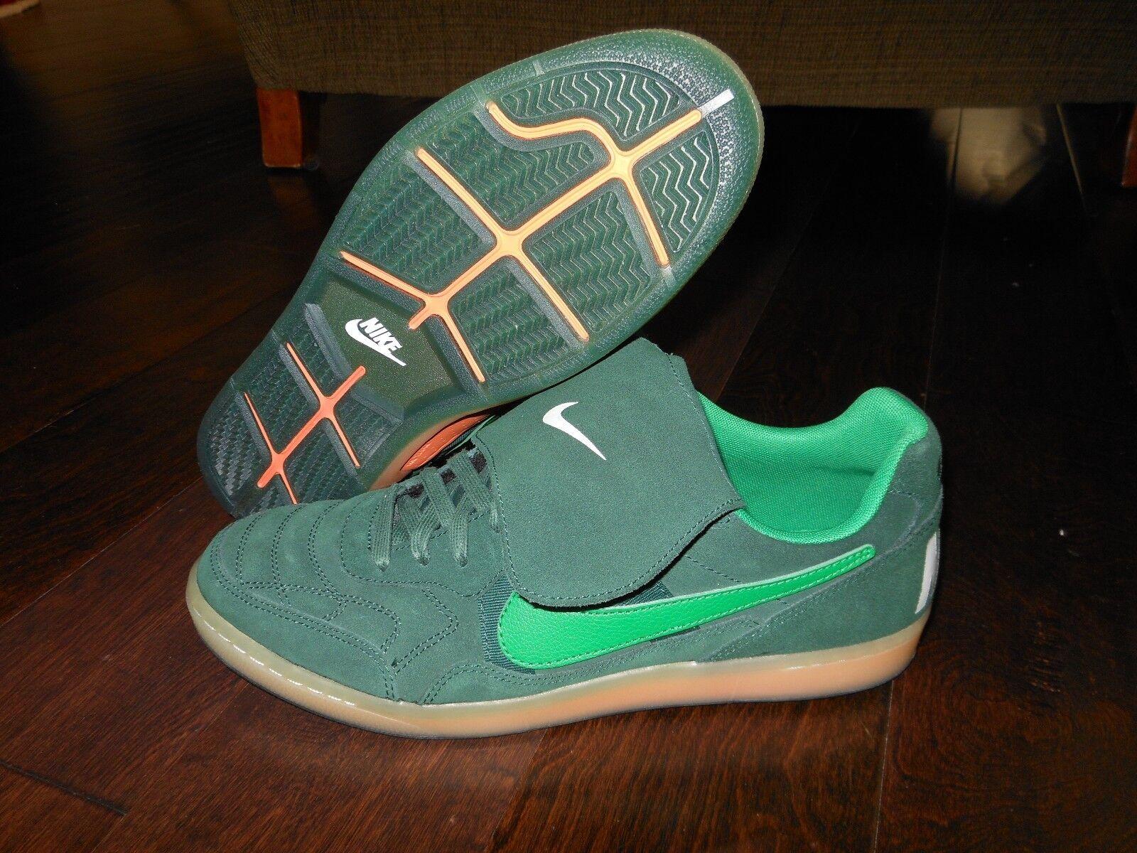 NIKE 631689-338 NSW TIEMPO 94 PREMIER 631689-338 NIKE Soccer Shoes Size 11 US 45 EUR Green c6af7e