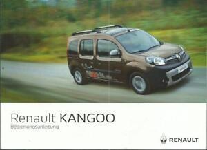 RENAULT-KANGOO-2-Betriebsanleitung-1998-Bedienungsanleitung-Handbuch-Bordbuch-BA