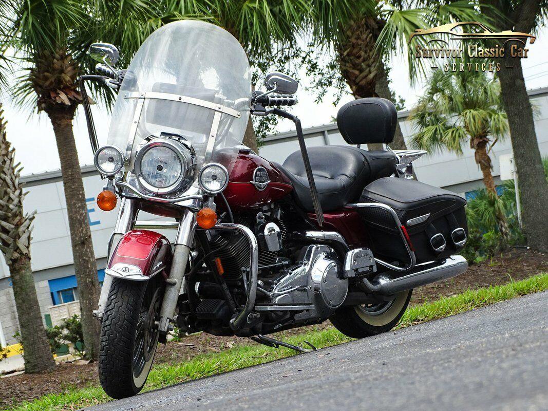 2008 Harley Davidson Road King FLHRC