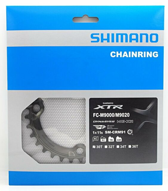 Shimano Corona dentada l/áser CS de m9001/XTR 11/de compartimento