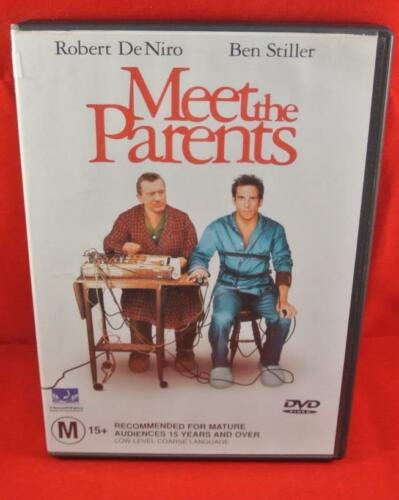 1 of 1 - Meet The Parents (DVD, 2004) Free Postage Australia Wide R4