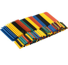 328pcs 8 Size 21 Polyolefin Heat Shrink Tubing Tube Sleeve Wrap Wire Assortment