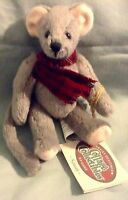6 Standing Height Gray Mouse Squeak By Ganz Plush Cc692
