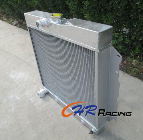 For 3 ROW PLYMOUTH VALIENT//STATION WAGON DODGE V8 Aluminum Radiator 1963-1969