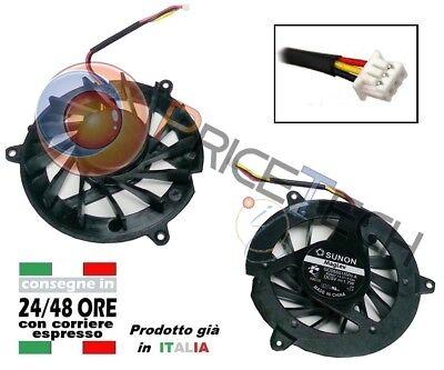 per CPU 3290 Fan ACER Cooling Ventola Ventolina Originale TravelMate Txwt7XRq