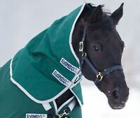 Horseware Rambo Original Turnout Hood Lightweight 0g Green/denim/grey S/m/l/xl