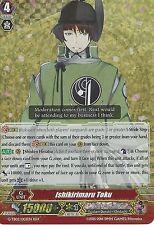 CARDFIGHT VANGUARD CARD: ISHIKIRIMARU TOKU - G-TB02/003EN RRR