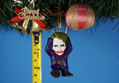 Decoration Xmas Ornament Home Party Decor Dark Knight BATMAN Villain JOKER