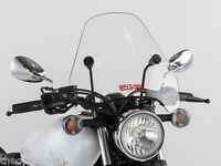 Yamaha Xvs 650 V-star Custom & Vstar Classic 650 - 15 Clear Windshield W/kit