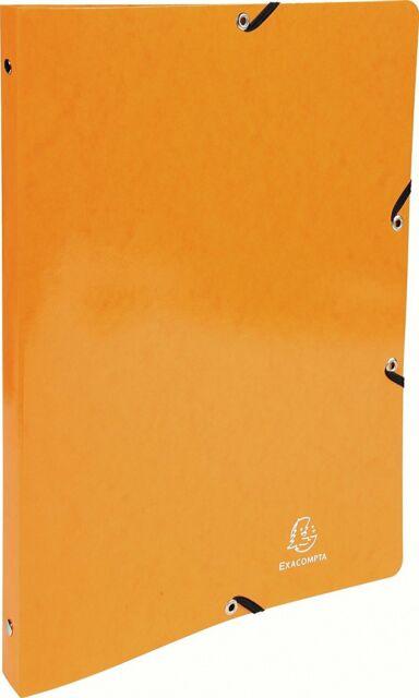 EXACOMPTA Ringbuch Iderama 4-Ring Mechanik A4 schwarz