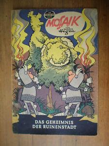 Hannes-Hegen-Mosaik-Digedags-Nr-99