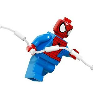 Image Is Loading NEW LEGO Marvel 76005 SPIDER MAN Minifigure W