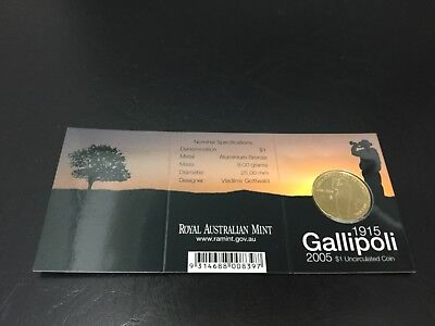 28th Commonwealth Games 2006 RAM Dollar $1 UNC M Mintmark
