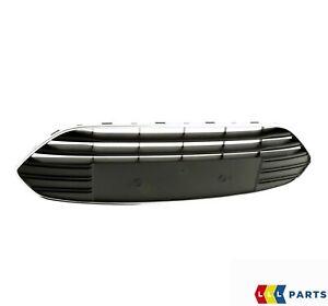 Nuevo-Genuino-Ford-B-Max-2012-negro-estandar-de-centro-de-Parachoques-Delantero-Grille-1846611