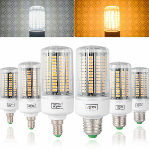 E27-E14-12W-15W-18W-SMD-5736-LED-Mais-Ampoule-LED-Lampe-Non-dimmable-light-Bulbs