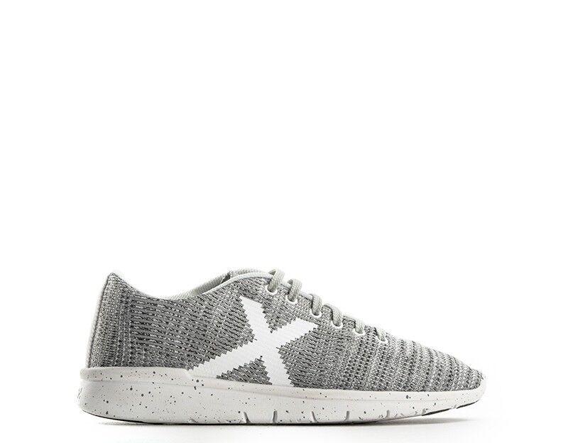 Zapatos MUNICH Hombre gris Tela ANOIA29