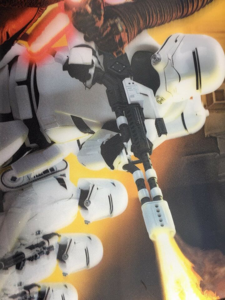 Star Wars pose, Disney