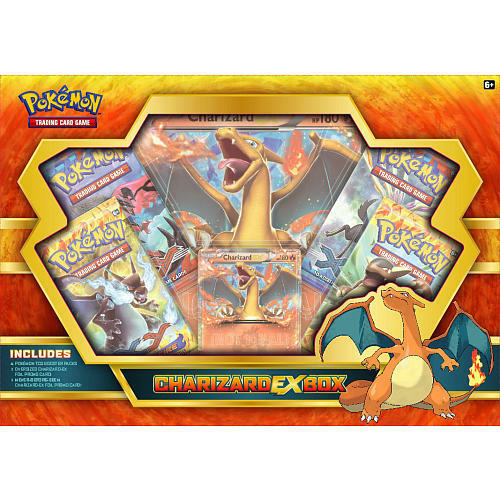 Details About Charizard Ex Collection Box Pokemon Tcg Cards Flashfire Sealed Packs Promo
