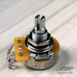 Details about Potentiometer CTS 500 Ko Audio axe Split 6 mm Split Shaft Pot  US EP-086