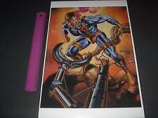 Wondercon 2020 Marvel Avengers X-Men Cyclops Scott Arcade Character Select PIN