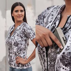 Conceal Carry Holster Shirt Women S Small Concealed Tactical Gear