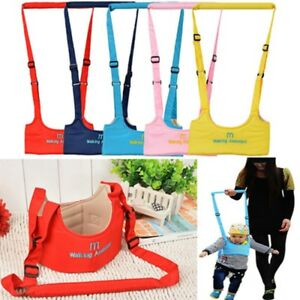 UK-Seller-Baby-Toddler-Walking-Assistant-Learning-Safety-Reins-Harness-Walker
