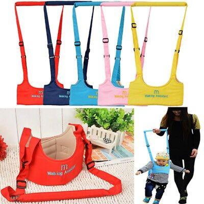 * Venditore Del Regno Unito * Baby Bambino Walking Assistant Learning Safety Reins Cablaggio Walker- Vendite Economiche 50%