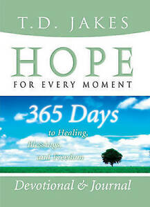 Jakes-T-D-Hope-for-Every-Moment-Devotional-amp-Journ-FREE-Shipping-Save-s